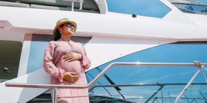 Dato' Sri Rozita Ramelan Takes Azimut Beyond Luxury Yachting
