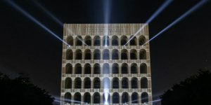 Videocitta' And Fendi presents Lux Formae in Rome