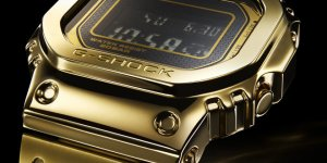 This $100,000 solid gold G-Shock is the most conspicuous showcase of wealth