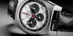 Return of the Zenith El Primero A384, World's First High Frequency Automatic Chronograph