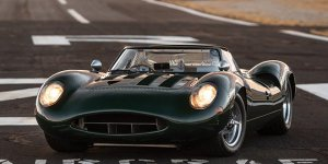 Resurrection of the Jaguar XJ13 on auction