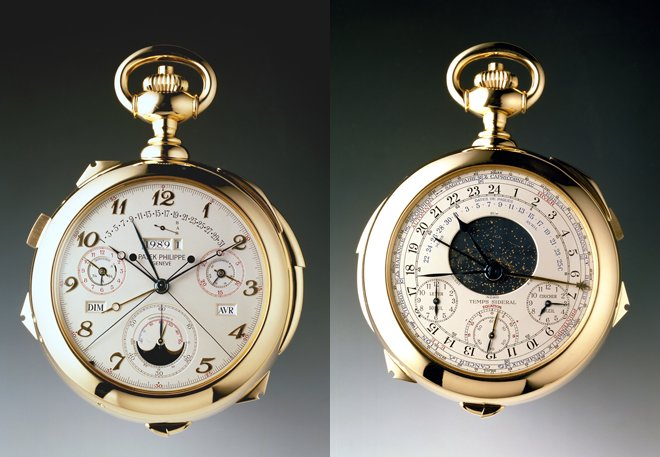 180 years of watchmaking artistry at Patek Philippe's