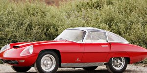 One of Four Surviving 1953 Alfa Romeo Race Cars Up For Sale