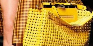 Fendi unfolds the secrets of the Peekaboo bags