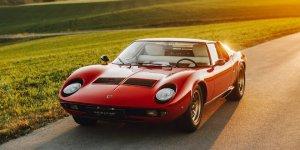 How the Lamborghini Miura P400 challenged Ferrari in 1966