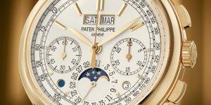 New Patek Philippe Ref. 5270J Perpetual Calendar Chronograph in yellow gold