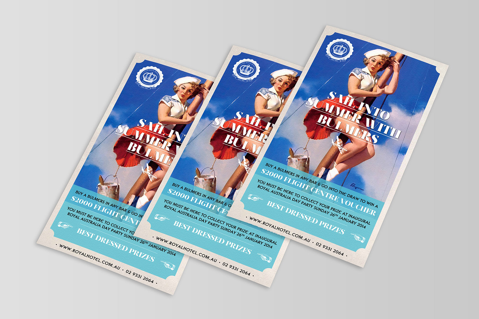 Brochure Design sydney australia