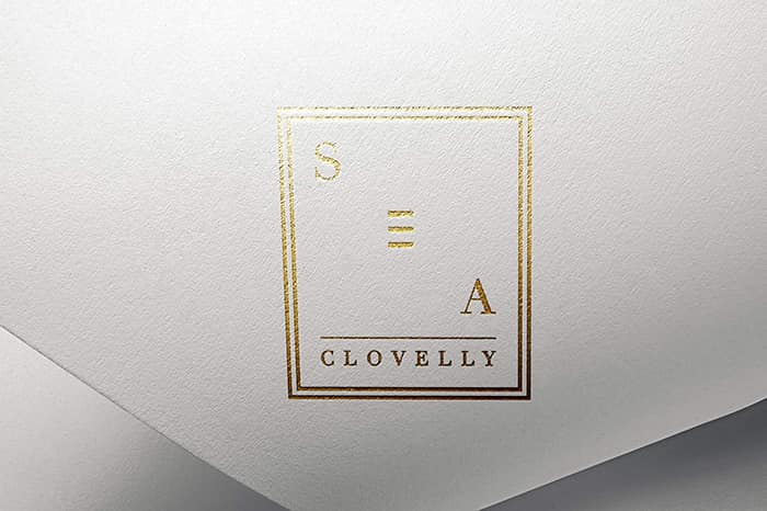 Sea Clovelly
