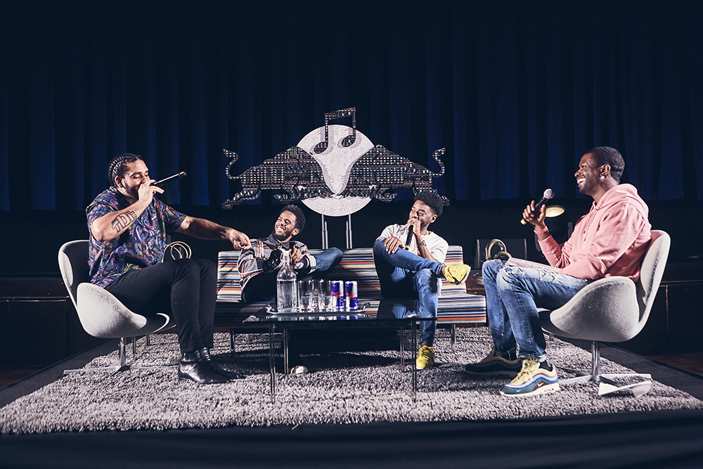 Top Dawg Entertainment open up about their craft at Red Bull Music Festival.