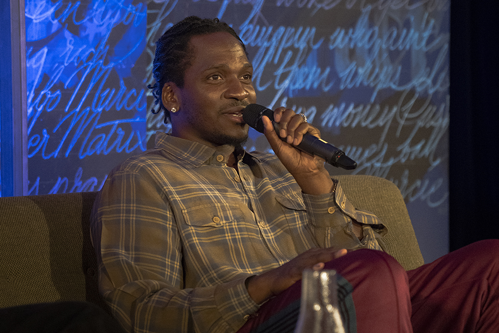 PUSHA T LECTURE: Rapper on Kanye West bond and Drake rivalry