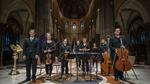 AOS chamber players at St. Patrick's Cathedral