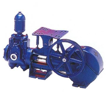 500 Gallon Piston Pump