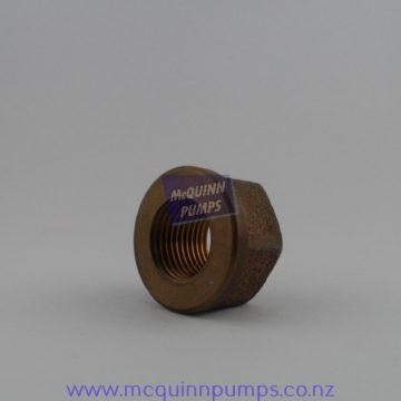 B1 HP Plunger Nut 136