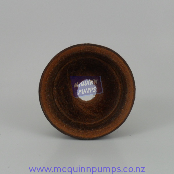 B1 Low Pressure Leather Cup Bucket Washer 134 Per Each