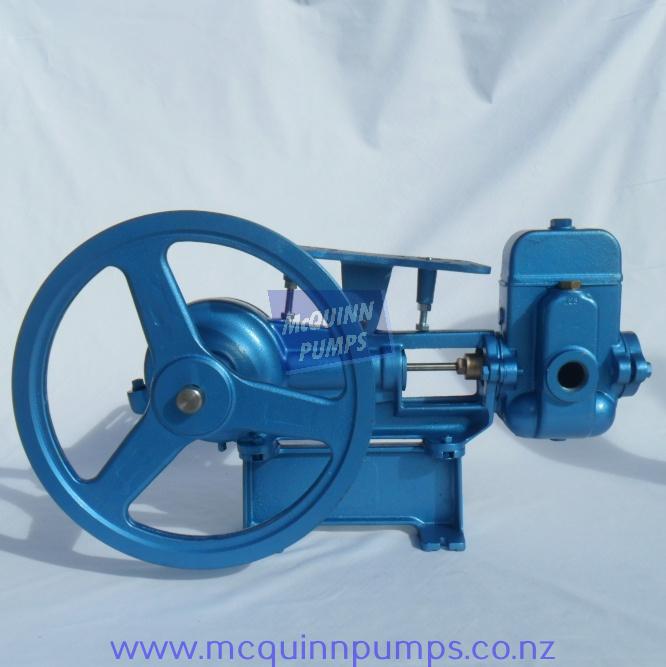 B1 Piston Pump High Pressure 200 Gallon Hour
