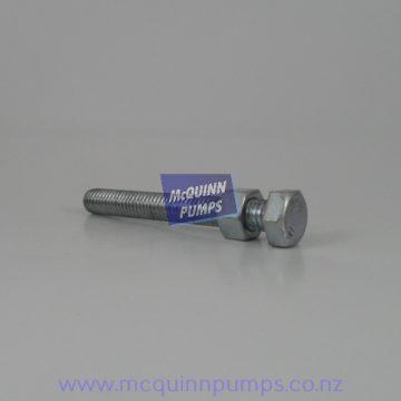 Adjustable Motor Bracket Bolt Nut