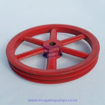Wallace Powerflo Pump Pulley