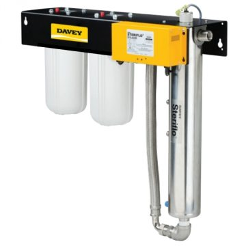 The Goodwin UV50 System Water Treatment