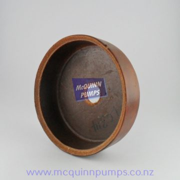 Leather cup Bucket Washer