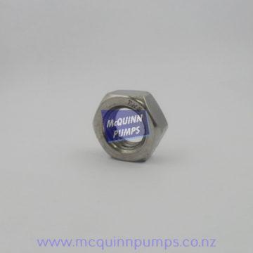 Plunger Nut Powerflo