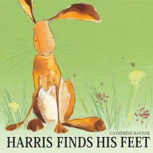 BOOKS_Catherine_Rayner_Harris_Finds_His_Feet_Little_Tiger_press