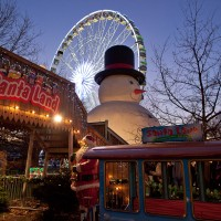 TRAVEL_Events_London_HydePrk_WinterWonderland_SantaLand