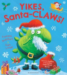 Santa-Claws Cover
