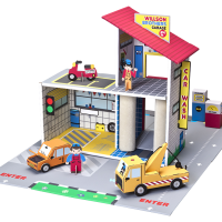 TOYS_Krooom_Playset_Willson_Bros_Garage_Tow_Truck_Car_Wash copy