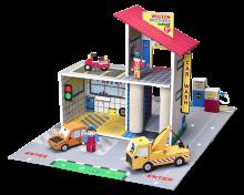 TOYS_Krooom_Playset_Willson_Bros_Garage_Tow_Truck_Car_Wash copy