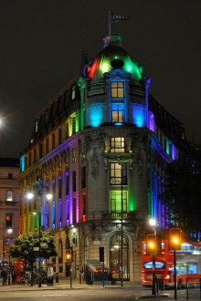 TRAVEL_London_One_Aldwych_Hotel_Exterior_night