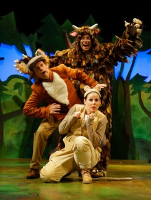 EVENTS_THeatre_London_Gruffalo_FoxTrio