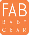 FAB BABY GEAR LOGO