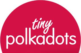 tiny polkadots logo