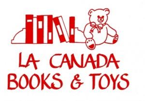 La Canada Books & Toys logo