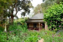 TRAVEL_Melbourne_Royal_Botanic_Gardens_plant_craft_cottage