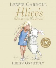 BOOKS_Alice_in_Wonderland_Helen_Oxenbury_cover