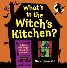 What's in the Witch's Kitchen cover
