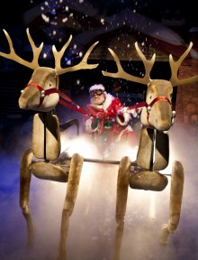 EVENTS_THeatre_London_Raymond_Briggs_Father_Christmas_photo_Simon_Annand