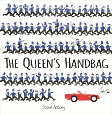 BOOKS_queen's_handbag_Steve_antony_cover