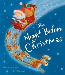 BOOKS_Night_Before_Christmas_Illus_Mark_Marshall_cover
