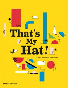 BOOKS_2015_That's_My Hat_cover