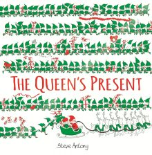 BOOKS_Queens_Present_Steven_Antony_cover