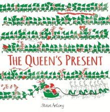 BOOKS_Queens_Present_Steven_Antony_cover