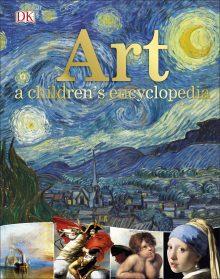 BOOKS_Art_Children's_Encyclopedia_DK_Cover