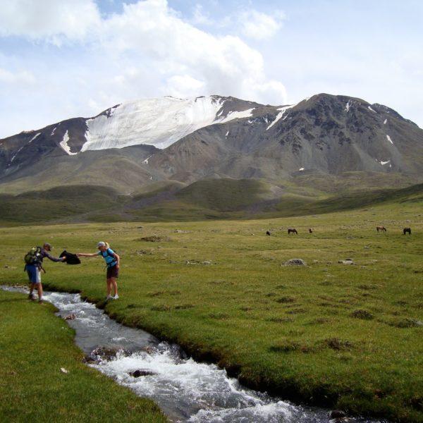 2019 Trekking In Kharkhiraa