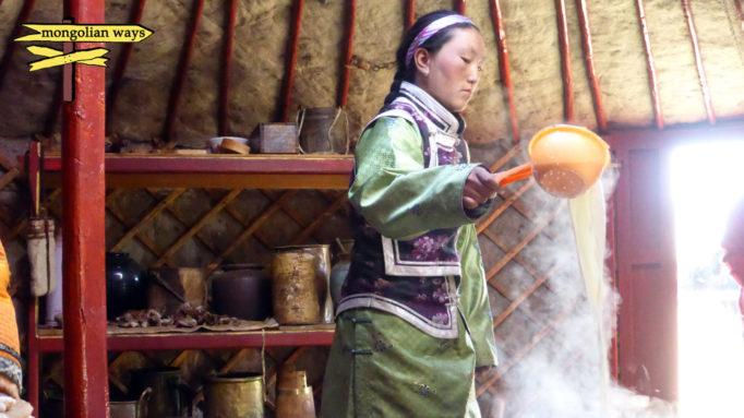 Boiling Tea