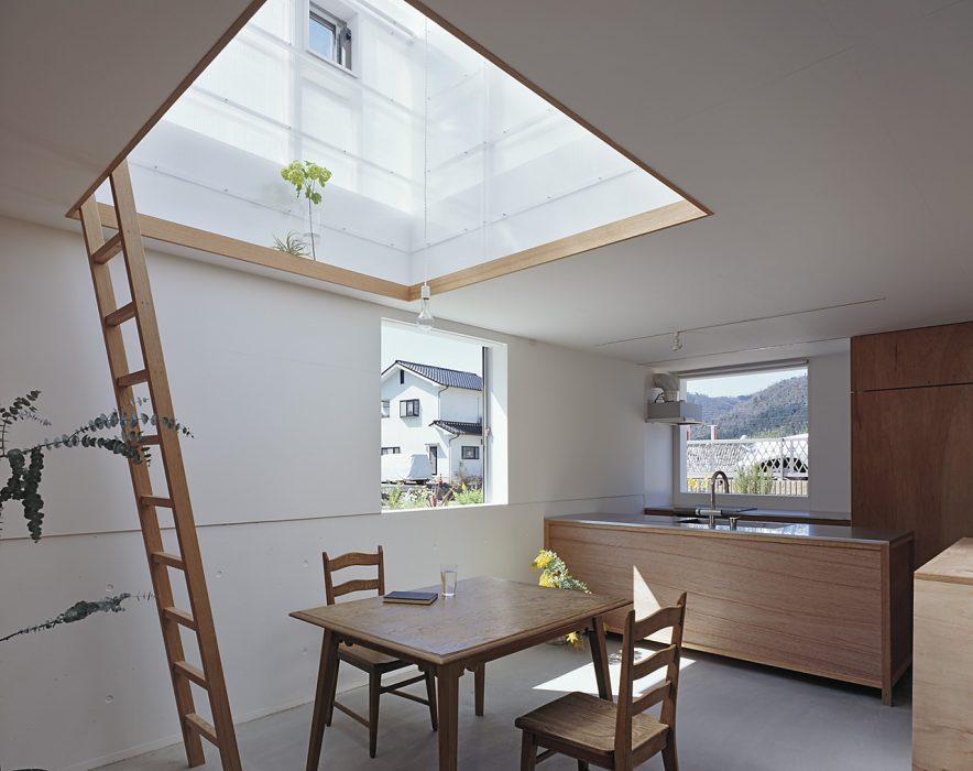 Yamasaki  Ladder Void