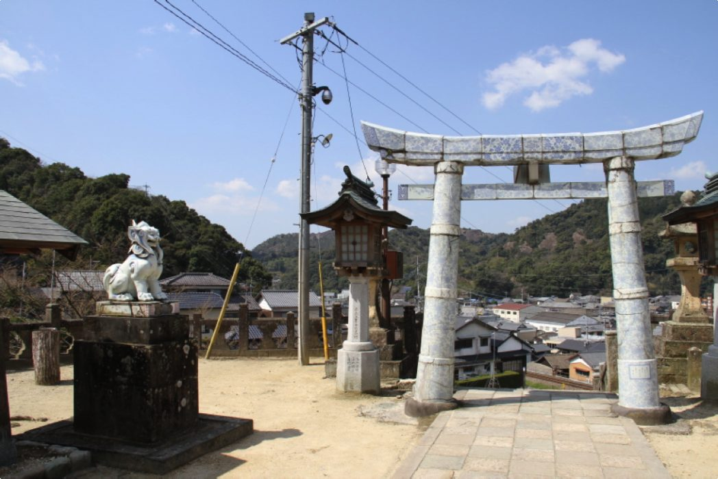 Tanaka  Arita Shrine