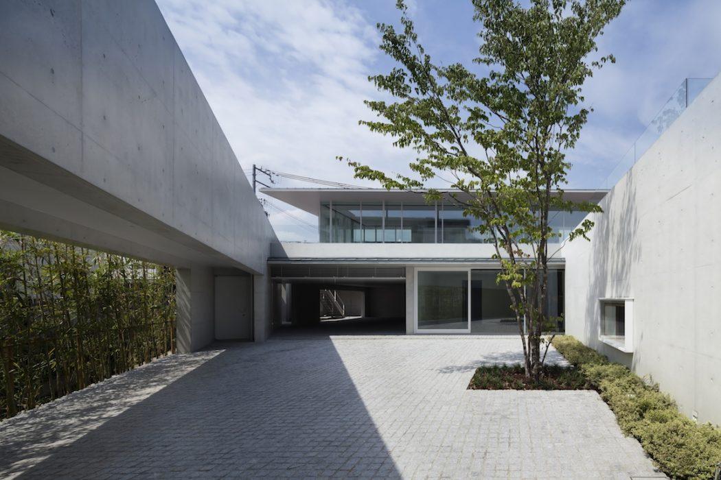 Kishi Courtyard Sth Low