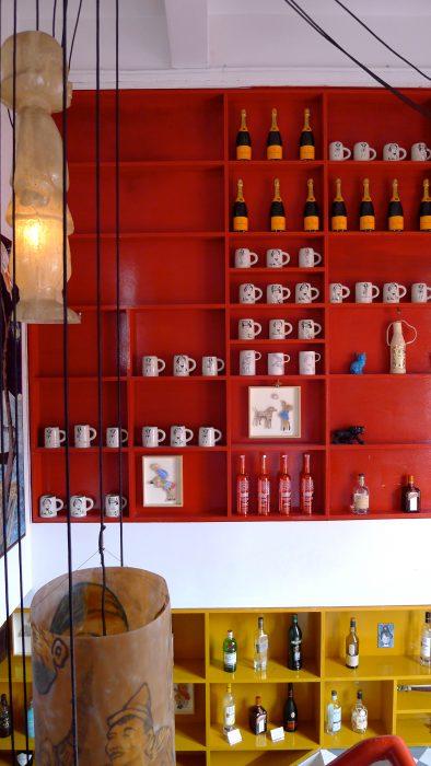 Ph Red Shelves Long
